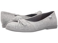 Rocket Dog Jiggy Grey Cotton Candy Women's Flat Shoes Gray