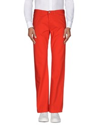 J's Exte' Trousers Casual Trousers Men Red