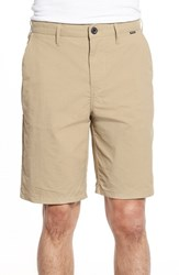 Men's Hurley 'Dry Out' Dri Fit Chino Shorts