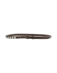 Ab A Brand Apart Belts Brown