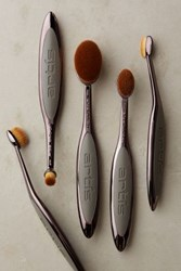 Anthropologie Artis Five Brush Set Smoke Set Of 5 Makeup