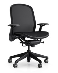 Knoll Chadwick Tilt Stop Control Office Chair With Adjustable Arms