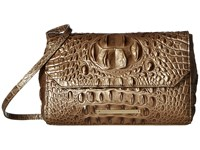 Brahmin Carina Pewter Handbags