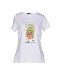 Liu Jo Topwear T Shirts Women White