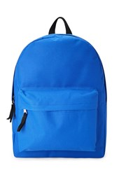 Forever 21 Classic Zippered Canvas Backpack