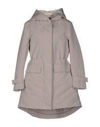 Peuterey Down Jackets Light Grey