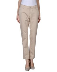 Guess Trousers Casual Trousers Women Beige