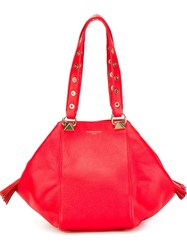 Sonia Rykiel 'Flore' Tote Red
