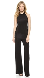 Riller And Fount Horatio Slinky Jumpsuit Onyx