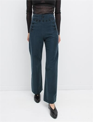 Creatures Of Comfort Starr Pant Cotton Twill Navy