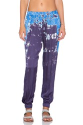 Gypsy 05 Perfect Jogger Pant Blue