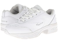 Spira Classic Leather White White Women's Shoes