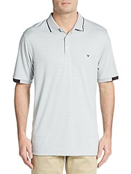 Callaway Otto Tonal Striped Polo Shirt High Rise
