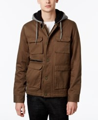 Tavik Men's Droogs Plus Jacket Olive Heather