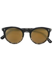 Oliver Peoples 'Spelman' Sunglasses Black