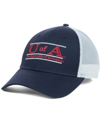 Game Arizona Wildcats Mesh Bar Cap Navy White