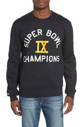 Mitchell And Ness Men's Nfl Championship Pittsburgh Steelers Sweatshirt