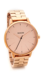 Nixon Kensington Watch Rose Gold