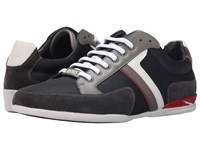Hugo Boss Spacit By Boss Green Dark Blue 2 Men's Lace Up Casual Shoes