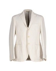 Altea Suits And Jackets Blazers Men Ivory