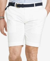 Polo Ralph Lauren Big And Tall Classic Fit Chino Short White