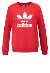 Adidas Originals Sweatshirt Vivid Red