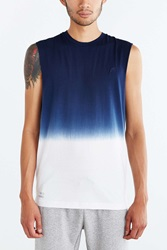 Publish Tenson Sleeveless Muscle Tee Blue