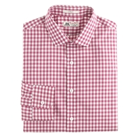 Thomas Mason For J.Crew Ludlow Shirt In Manchester Red Gingham