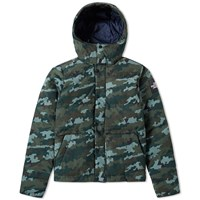 The North Face Box Canyon Jacket Green
