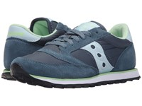 Saucony Jazz Low Pro Blue Grey Light Blue Women's Classic Shoes