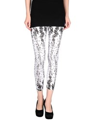 Orion London Trousers Leggings Women White