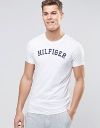 Tommy Hilfiger Lounge T Shirt In White White