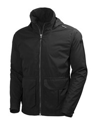 Helly Hansen So Marine Jacket Black