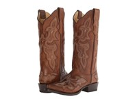 Stetson Jess Burnished Tobacco Women's Boots Brown