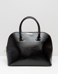 Ted Baker Tote With Cross Body Strap Black