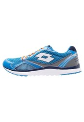 Lotto Speedride Iv Cushioned Running Shoes Blue Moon White