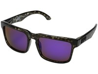 Spy Optic Helm Smoke Tort Happy Bronze W Purple Spectra Fashion Sunglasses Black