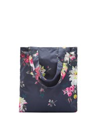 Joules Packable Bag Navy
