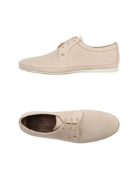 Aldo Brue Lace Up Shoes Beige