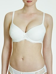 John Lewis Collection By Sophia Dd Plus Plunge Bra Ivory