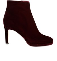 Hobbs Juliettta Ankle Boot Burgundy