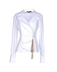 Elisabetta Franchi For Celyn B. Shirts Shirts Women White