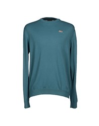 Napapijri Knitwear Jumpers Men Green