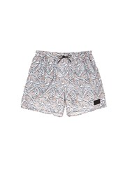 Acne Studios 'Perry' Tiger Print Swim Shorts Multi Colour