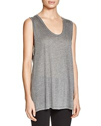 Alternative Apparel Burnout Tank Ash Heather