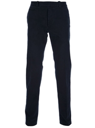 Fendi Classic Washed Chinos Blue