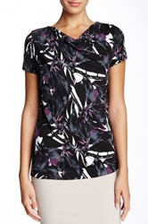 Hugo Boss Flower Orchid Tee Purple