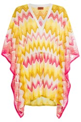 Missoni Mare Knit Tunic Multicolor