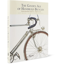 Rizzoli The Golden Age Of Handbuilt Bicycles Craftsmanship Elegance And Function Hardcover Book Mr Porter