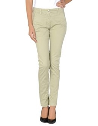 Uncode Casual Pants Light Green